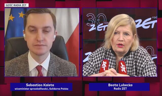 Sebastian Kaleta o zdarzeniu w Lublinie i Strajku Kobiet