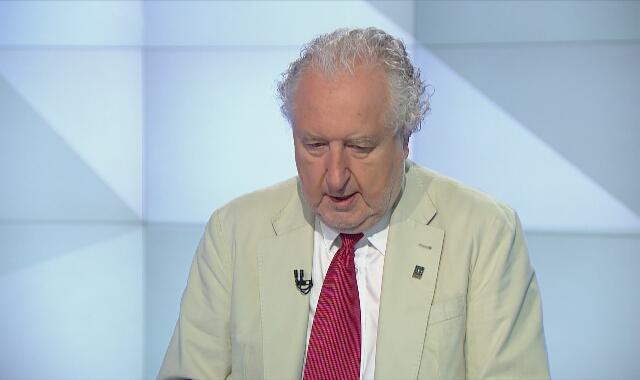 Profesor Andrzej Rzepliński o Łukaszu Piebiaku