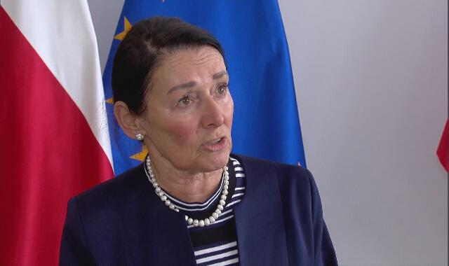 Prof. Alicja Chybicka o dostępności respiratorów