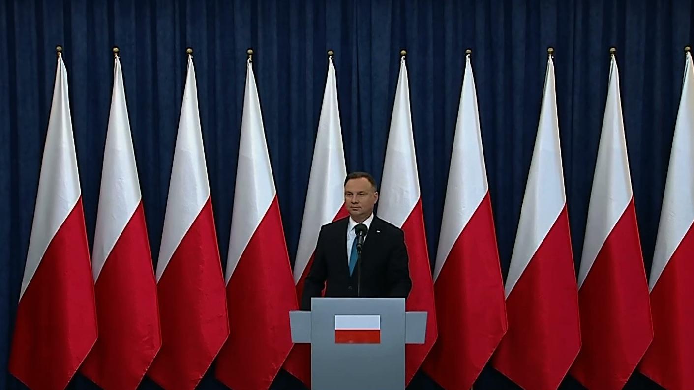 21.03.2020 | Kaczyński: wybory prezydenckie powinny się odbyć 10 maja