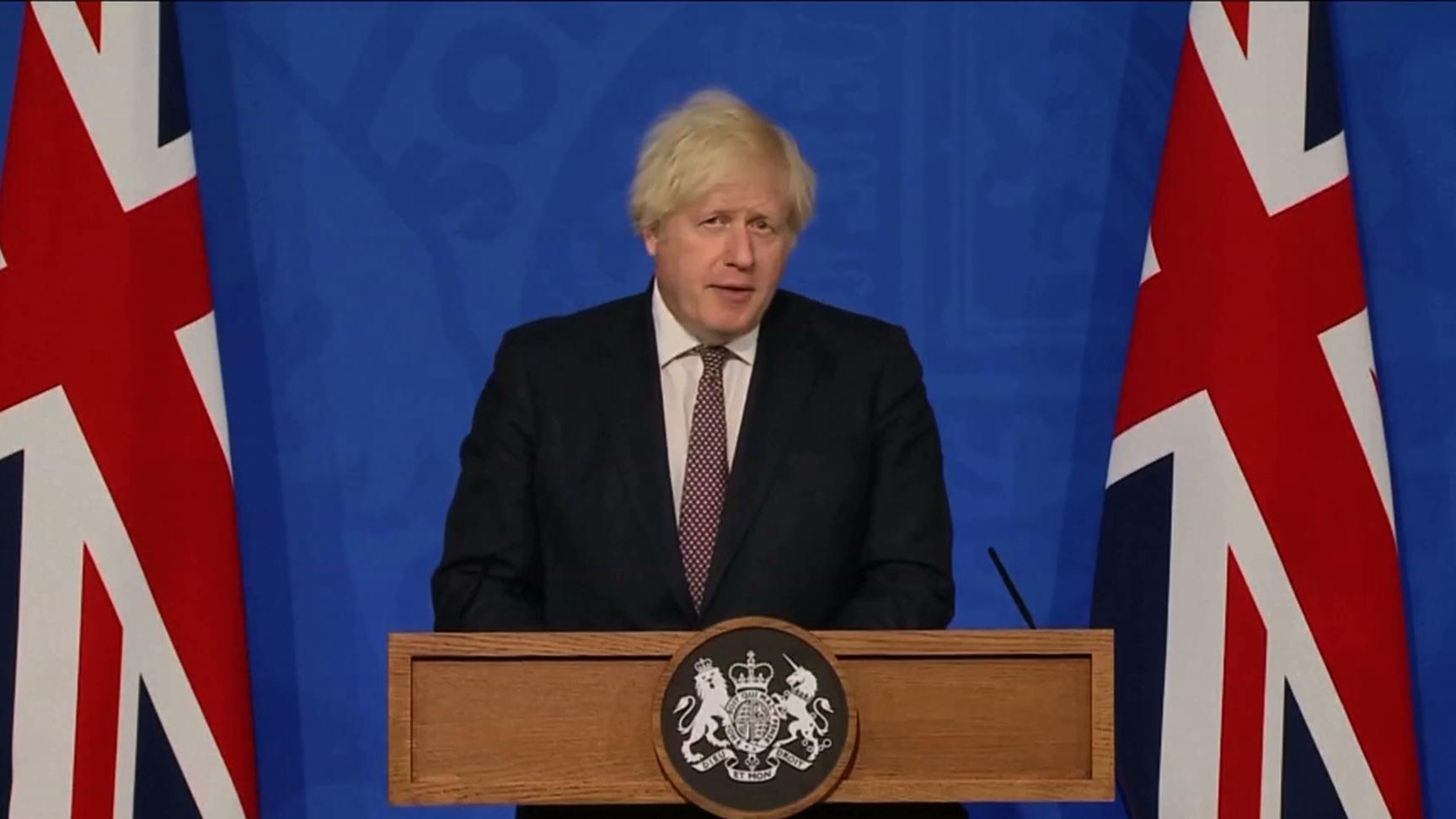 Rząd Wielkiej Brytanii zniesie obostrzenia mimo wzrostu liczby nowych zakażeń
