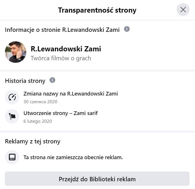 Stronie R.Lewandowski Zami zmieniono nazwę, ale nie typ działalności