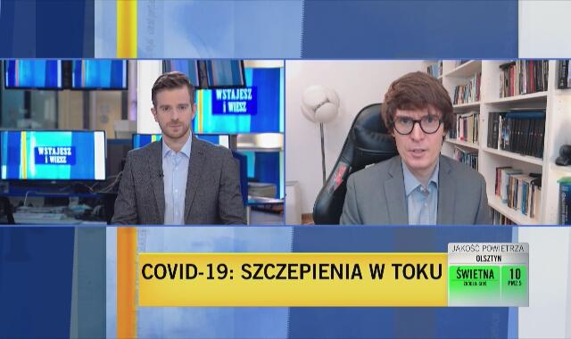Profesor Jemielniak: musimy być krytyczni w dobrym rozumieniu tego słowa