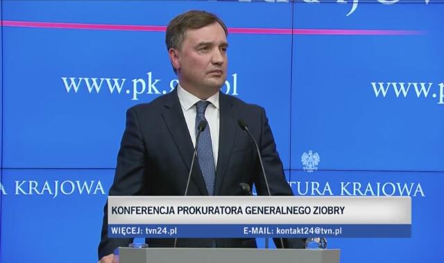 Zbigniew Ziobro o atakach hakerskich na polityków