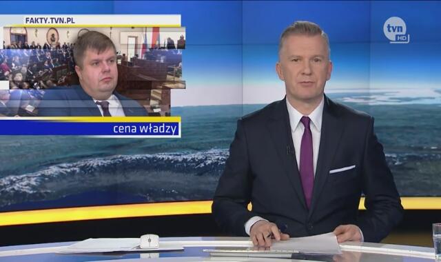 Awantura w sprawie śląskiego radnego Wojciecha Kałuży