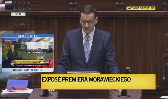 Mateusz Morawiecki o subwencjach oświatowych