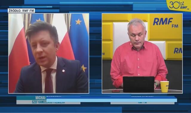 """Michał Dworczyk: """"Jest bardzo prawdopodobne, że na 10 maja nie będziemy mogli przygotować wyborów"""""""