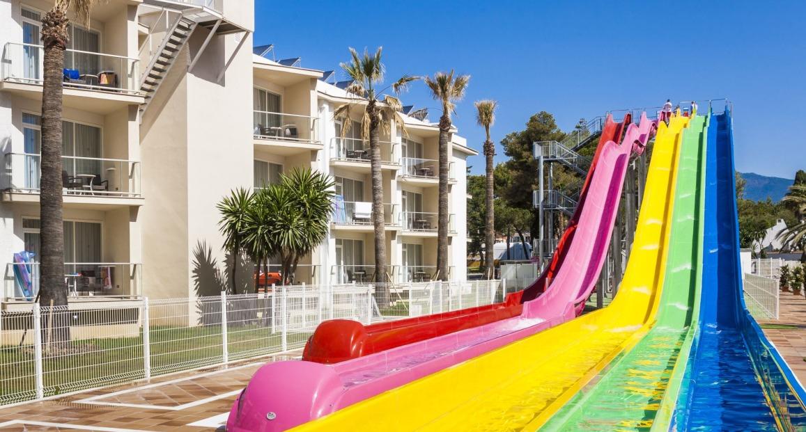 Splashworld Globales Playa Estepona Costa Del Sol