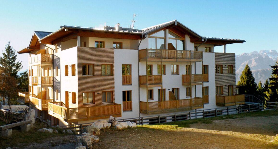 Hotel Alpine Mugon - Monte Bondone - Trentino - Włochy