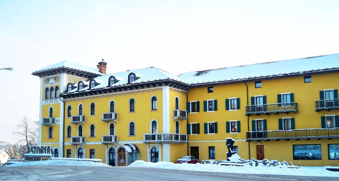 Grand Hotel Astoria - Folgaria Lavarone - Trentino - Włochy