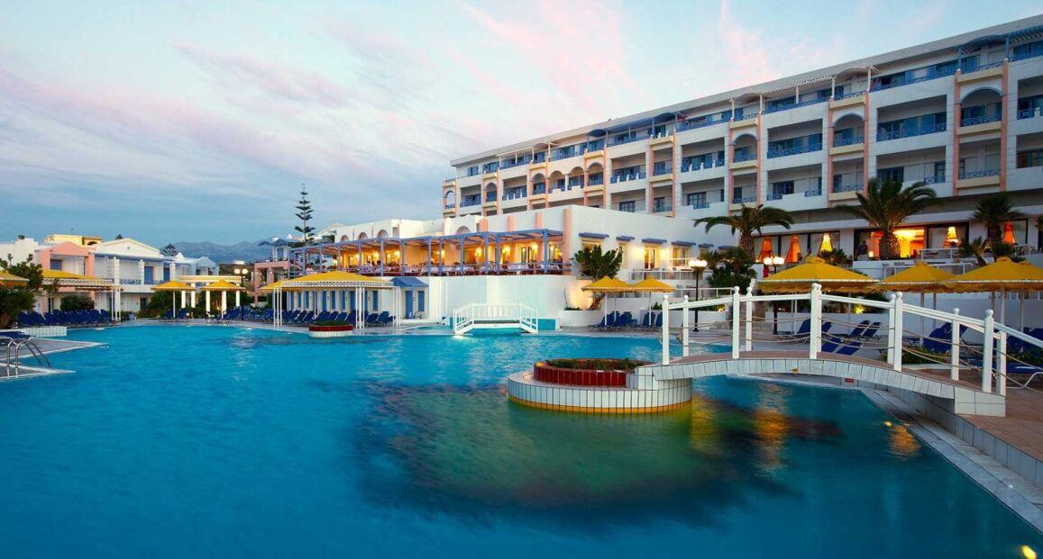 best Family Serita Beach Resort (ex Mitsis Serita Beach Resort) - Kreta - Grecja