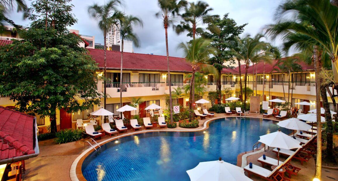 Horizon Beach Resort & Spa Patong - Wyspa Phuket - Tajlandia