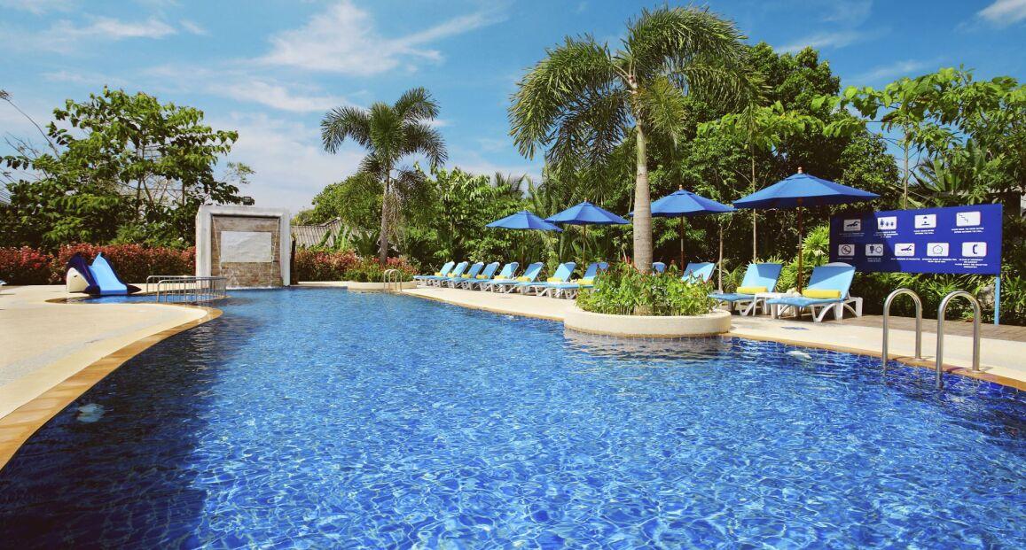 Centara Seaview Resort Khao Lak - Wyspa Phuket - Tajlandia