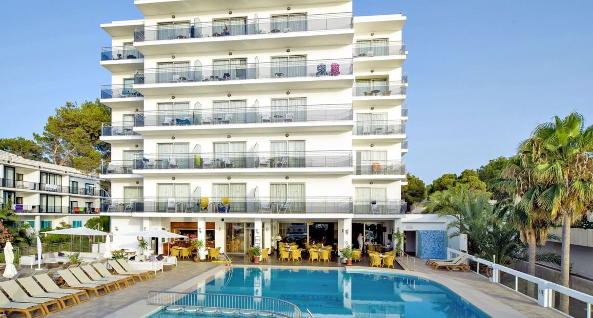 Bellamar Ibiza Hiszpania Opis Hotelu Opinie Zdjęcia