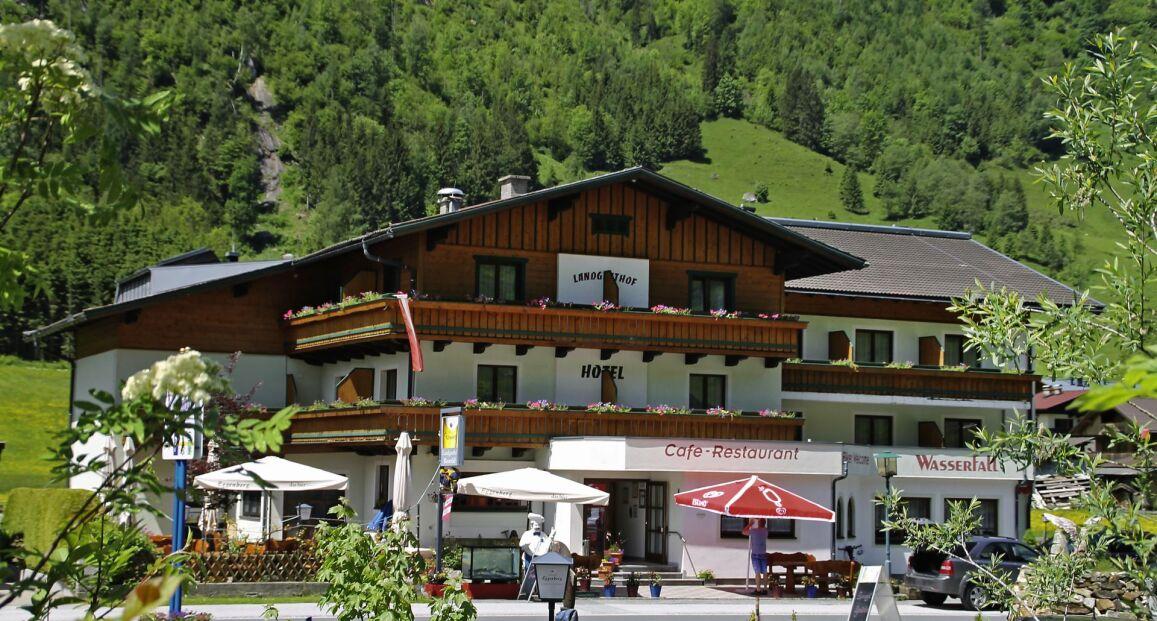 Hotel Wasserfall - Kraj Salzburski - Austria