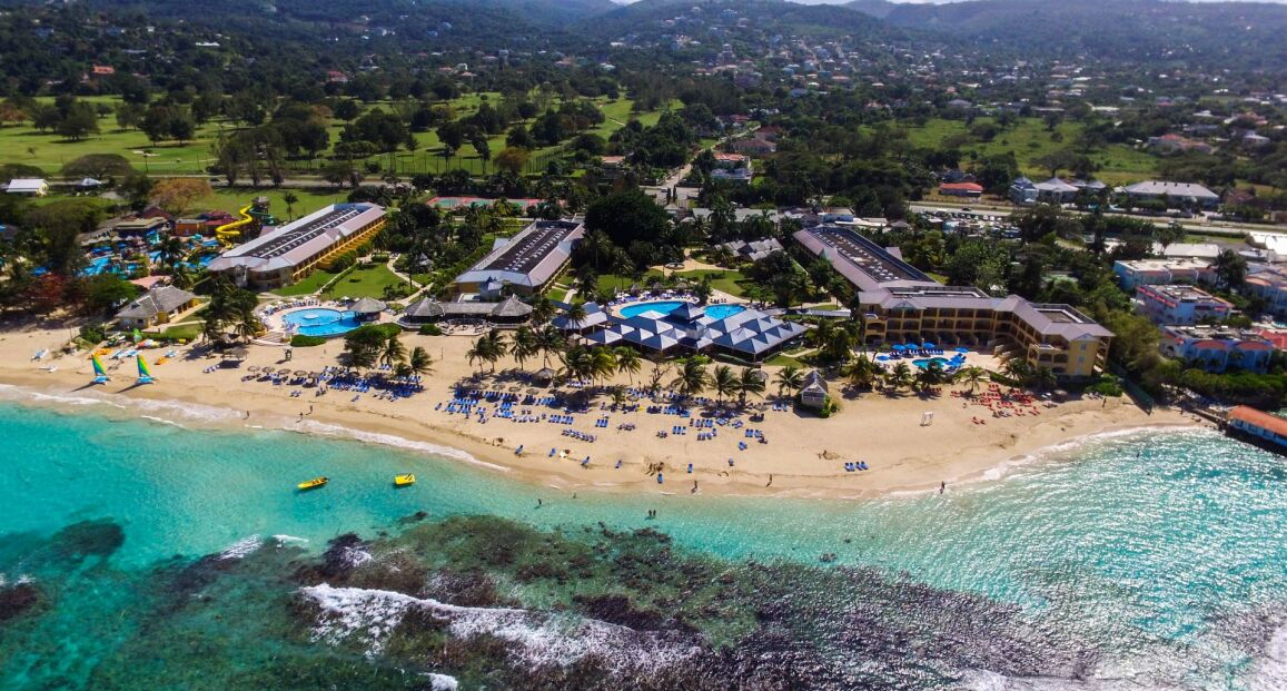 Jewel Runaway Bay Beach & Golf Resort - Jamajka