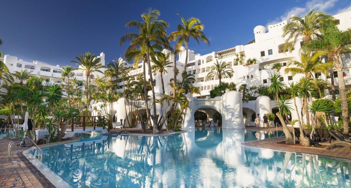 Jardin tropical teneryfa wyspy kanaryjskie opis hotelu opinie zdj cia tui biuro podr y - Jardin caleta tenerife sur ...