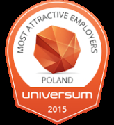 2015 - Universum Survey